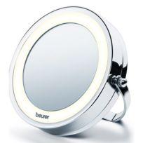 Beurer - Miroir grossissant lumineux 2en1 Bs59
