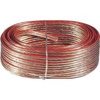 4Connexx - Câble pour enceinte / hp 2 x 2,5 mm² 10 m Cb-9310