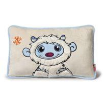 Nici - Cushion Yeti Sam Plush Appl. 43X25CM