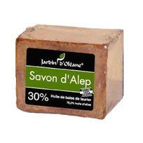 Tous - Savon d'Alep 30% baies de laurier - 180gr