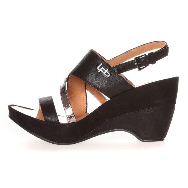 6fa7968f32d070 Lpb Shoes-les Petites Bombes - Sandale Juliette Noir - pas cher ...