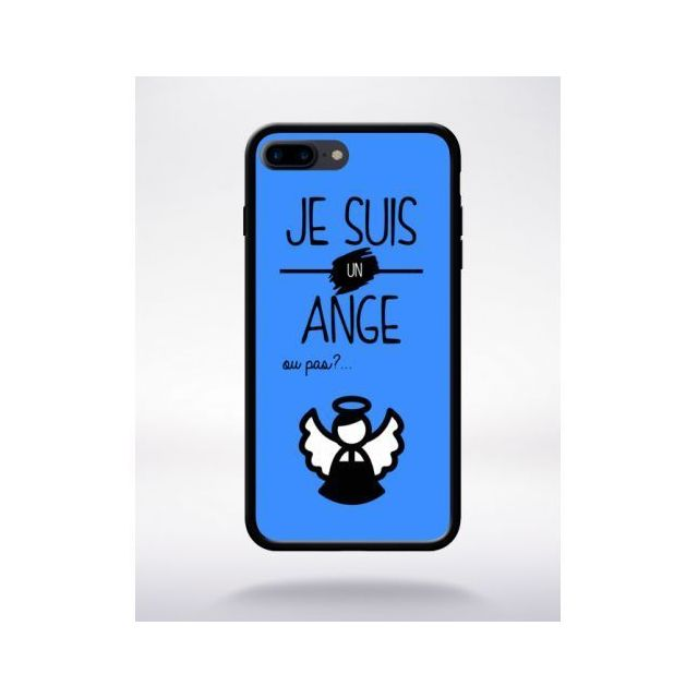 coque iphone 7 plus ange
