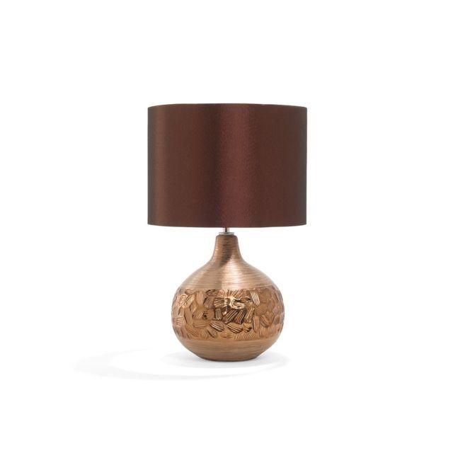 beliani lampe poser lampe de salon de chevet de. Black Bedroom Furniture Sets. Home Design Ideas