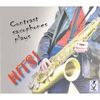 - Contrast Saxophones Quintet - Plays hits Boitier cristal