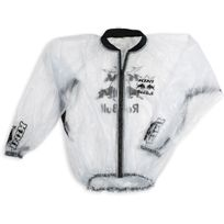 Kini Red Bull - Rain Jacket - Veste - transparent
