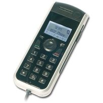 Cabling - combiné téléphonique pour ordinateur