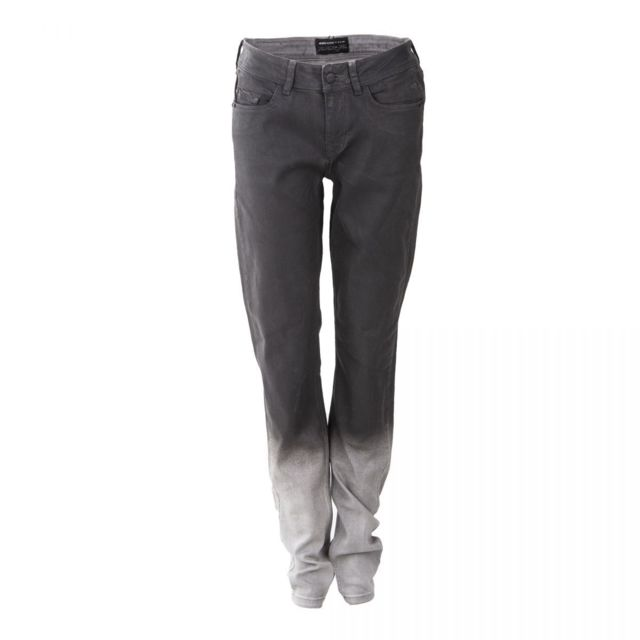 dc8712555e6e5 Expresso - Jean skinny enduit tie and dye gris femme - pas cher ...