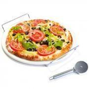 Générique Coffret pierre à pizza et roulette