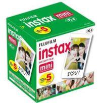 E-thinker - Fujifilm Instax Mini Blanc Film 50 pcs