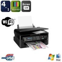 Epson - 4-en-1 Wi-Fi WorkForce Wf-2510WF Imprimante