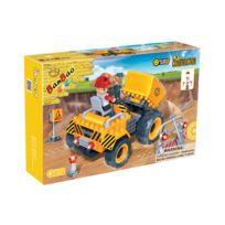 Banbao - jeu de construction - travaux public 103 pieces 1 figurine