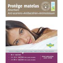 Sweet Home - Protege matelas Camelia 80x190/200