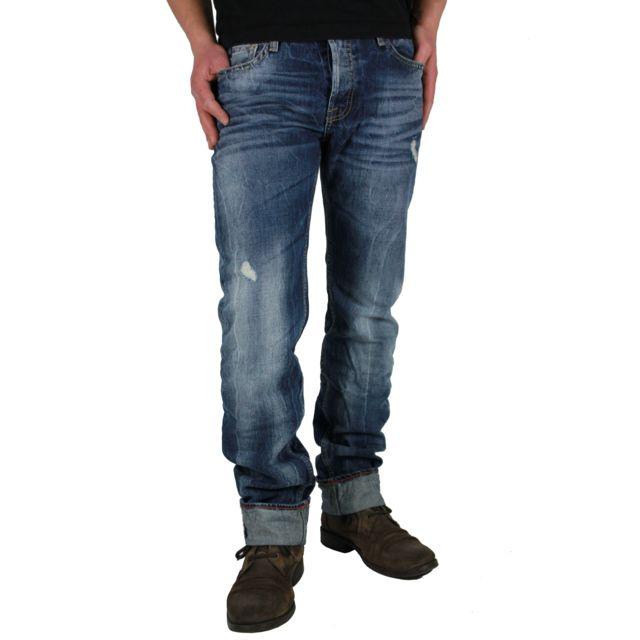 Japan Rags - Jeans homme 611 basic