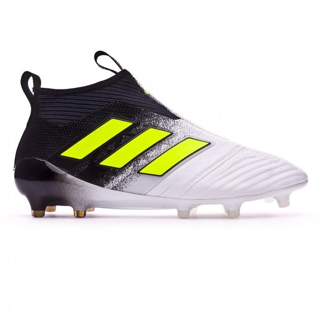 finest selection stable quality latest fashion Adidas - Chaussure de football Ace 17+ Purecontrol Fg White ...