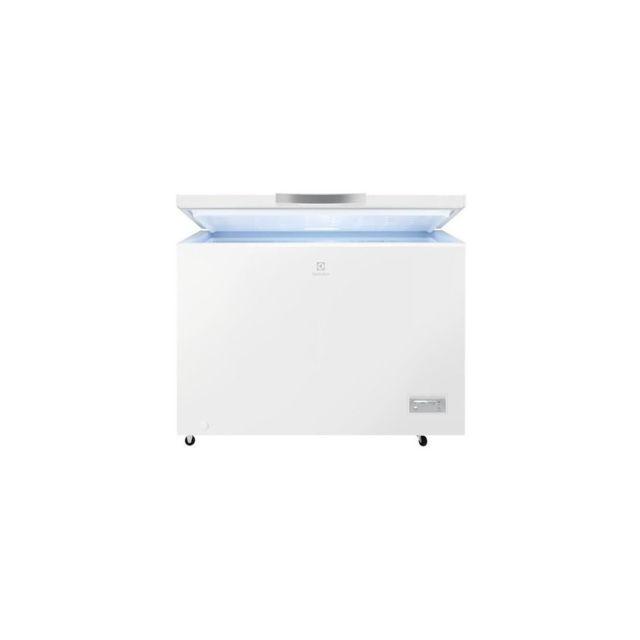 ELECTROLUX Congélateur Coffre - Volume Net Total litre, :308 - Classe D`énergie:a+ - Lcb3lf31w0