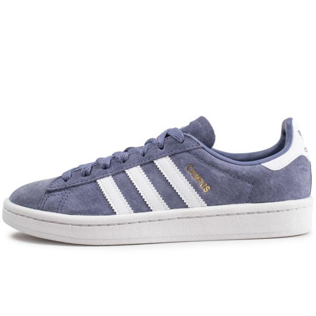get cheap size 40 buy best Adidas originals - Campus Bleu Indigo Femme - pas cher Achat ...