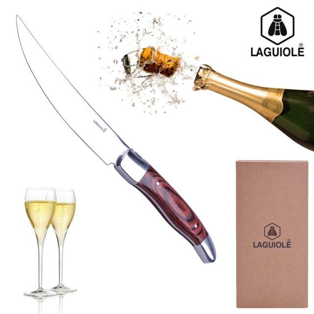 Laguiole Sabre à champagne 25cm