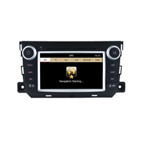Auto-hightech - Autoradio Gps bluetooth pour Smart Fortwo depuis 2012