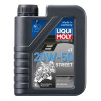 Liqui Moly - Auto - Motorbike 4T 20W-50 Street 1 l
