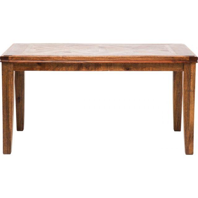 Karedesign Table en bois Epoca Color 150x81 Kare Design