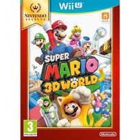 NINTENDO - Super Mario 3D World - Wii U