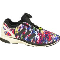 adidas zx flux multicolor homme