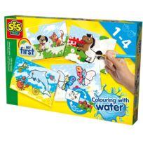 Ses Creative - Coloriage à l'eau