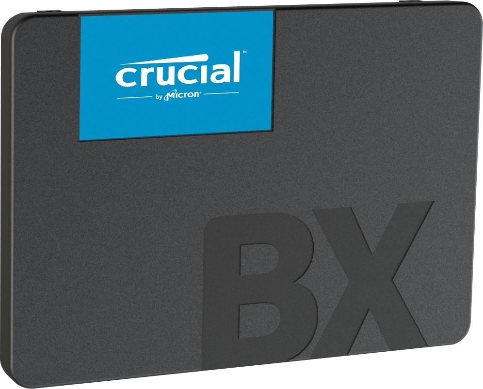 Disque dur SSD BX500 480 Go Crucial