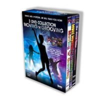 Imc Vision - Moving N Grooving Triple Dvd B IMPORT Anglais, IMPORT Coffret De 3 Dvd - Edition simple