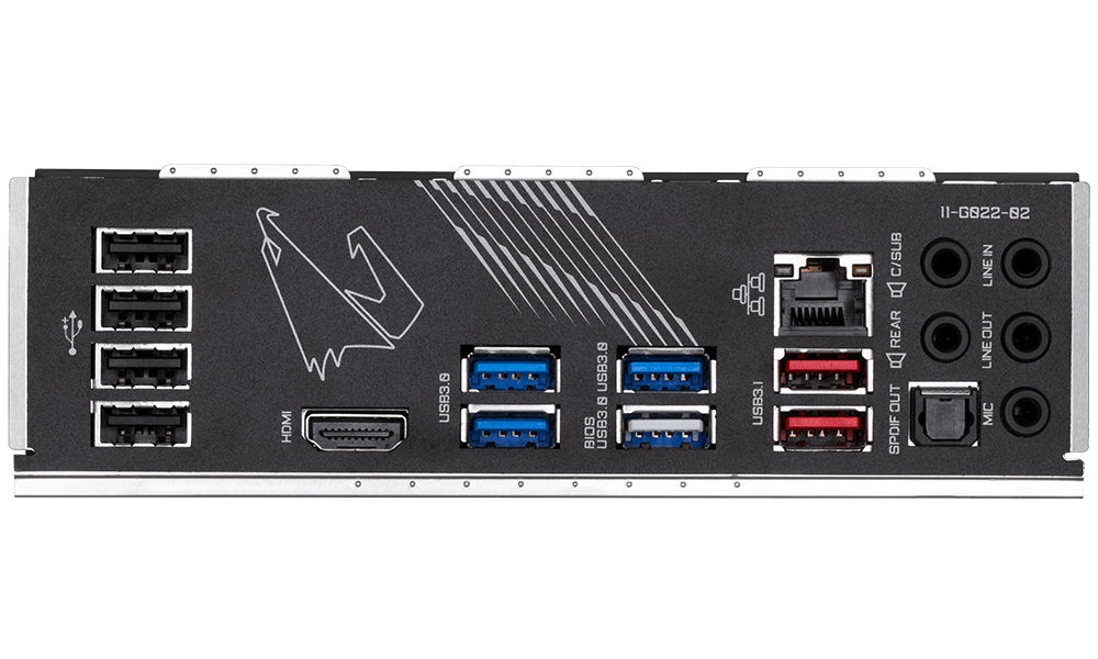 Carte mère AMD X570 Aorus EliteGigabyte