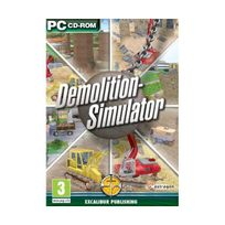 Excalibur Video Games Publishing - Demolition Simulator PC Cd, import anglais
