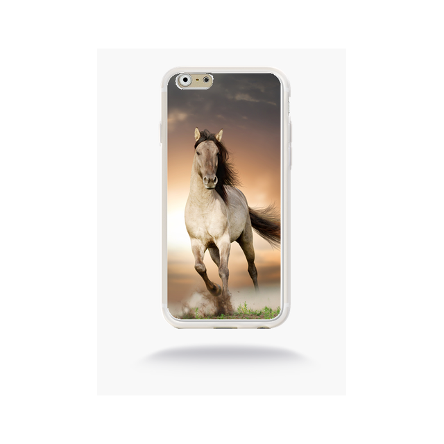 mp 701068 36 199 apple iphone 6s bord silicone blanc mat cheval blanc