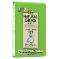 Nutro Natural Choice - Croquettes à l'Agneau et Riz pour Petit Chien Adulte - 7Kg
