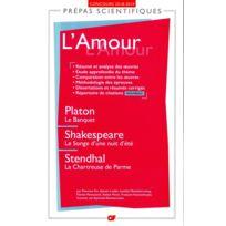 Flammarion - l'amour ; prépas scientifiques édition 2018/2019