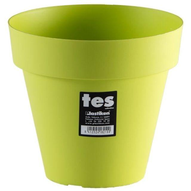 ze shop jardiniere 20x60x17cm pistache pas cher achat vente pots cache pots rueducommerce. Black Bedroom Furniture Sets. Home Design Ideas