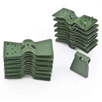 Tenax - Clips plastique 3.5cm 24 pièces