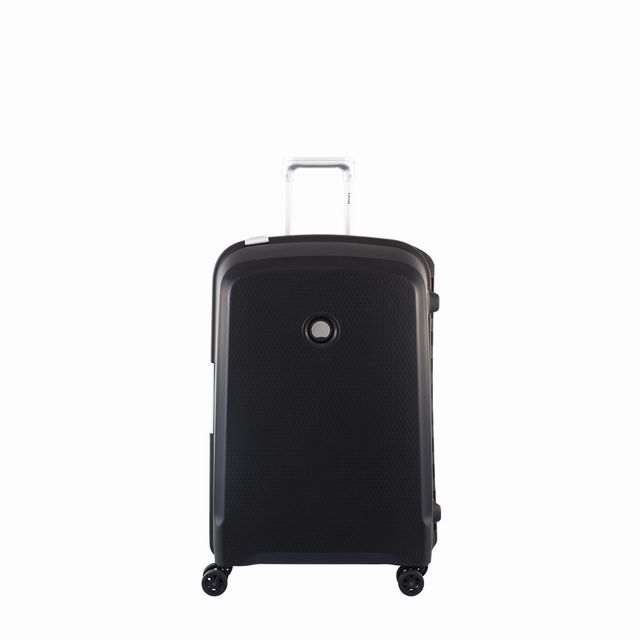 soldes delsey valise rigide belfort plus 4 roues 70 cm. Black Bedroom Furniture Sets. Home Design Ideas