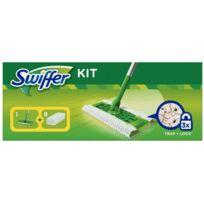 Swiffer - kit ballai + 8 lingettes swiff