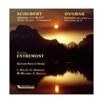 Cascavelle - Schubert : Quintet La Truite. Entremont
