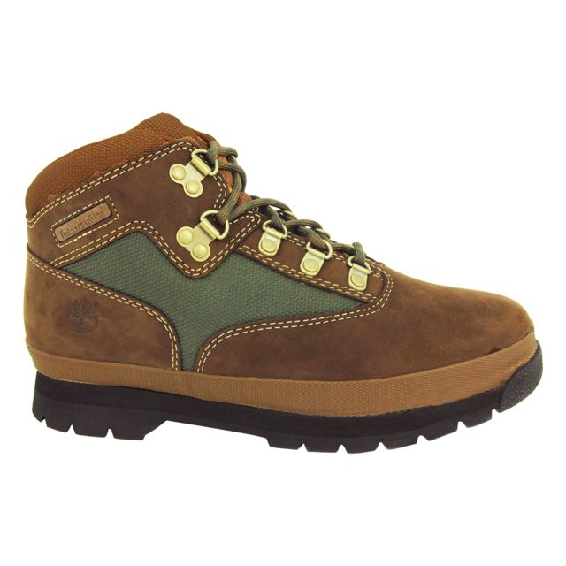 Timberland Euro Hiker Chaussures Bottines Enfant Cuir
