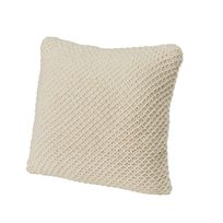TEX HOME - Coussin TRICOT