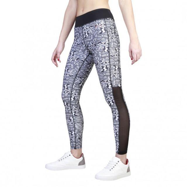 Elle Sport - Pantalon de jogging Noir - pas cher Achat   Vente Pantalon  femme - RueDuCommerce 9e3f32d5dc3