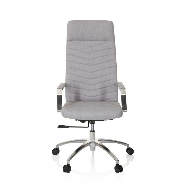 Hjh Office Chaise de bureau Siège pivotant Saranto Plus