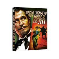 Warner Home Video - L'Homme au masque de cire Combo Blu-Ray 3D
