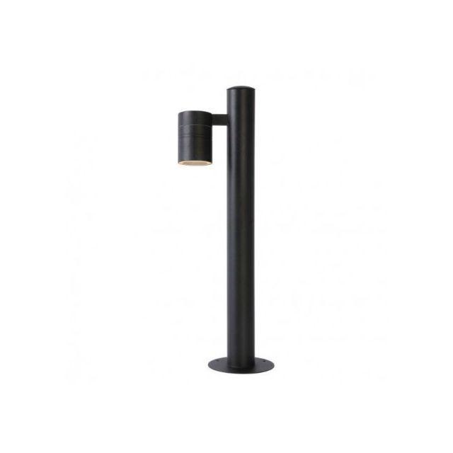 Lucide Borne lumineuse Arne-LED Ip44 H50 cm - Noir