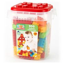 Baby Smile - Baril 100 briques