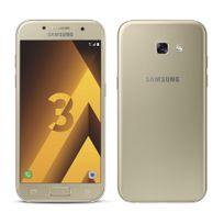 Samsung - Galaxy A3 2017 Gold