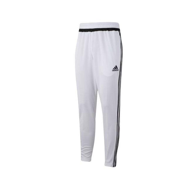 pantalon adidas blanc