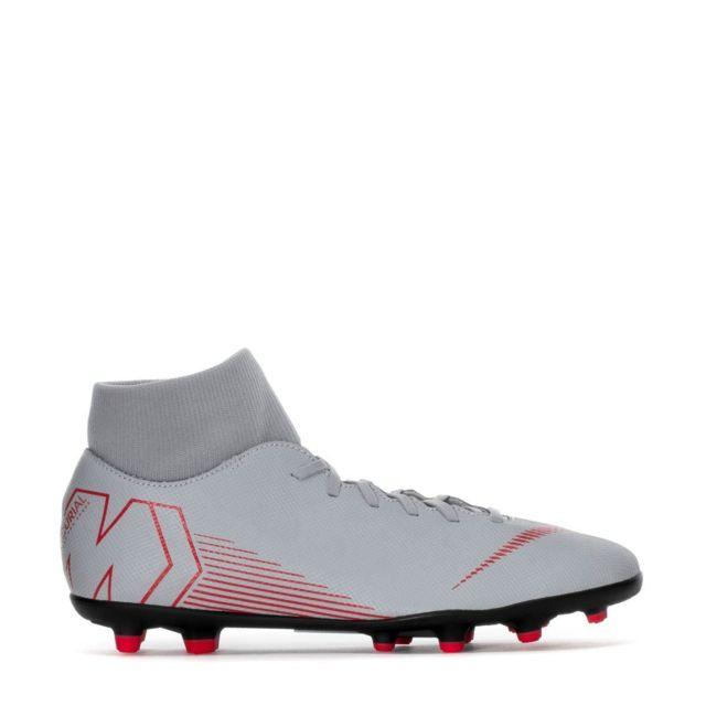 440ab1a1de3a Nike - Chaussure de football Mercurial Superfly Vi Club Mg - Ah7363 ...