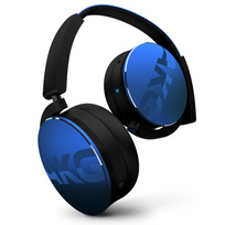 AKG - Casque pliable Alu sans fil Y50BTBLU - Bleu